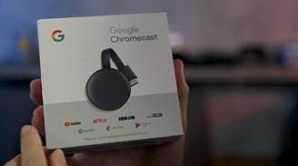 Cupom de 10% OFF no Google Chromecast na KaBuM!