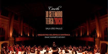 Ingressos Orquestra Heliópolis por apenas R$20,00!
