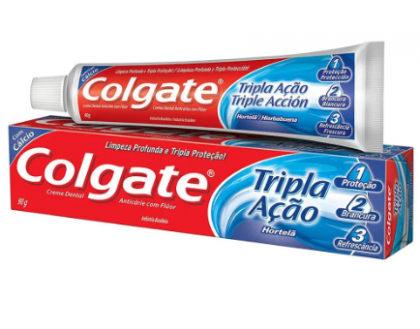 Pastas de dentes com 25% de desconto!