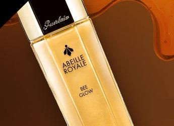 GANHE mini Bee Glow na compra dos produtos da Abeille Royale no site da Sephora