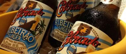 Deguste a Colorado Ribeirão Lager!