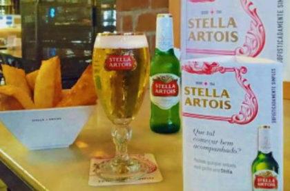 Compre uma entrada e GANHE uma Stella!