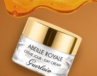 GANHE mini creme Abeille Royale em todas as compras da marca no site da Sephora