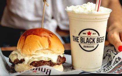 Market Place: Milk Shake + Cheeseburger por apenas R$26,40!