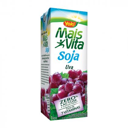 Suco de Soja 1L com 25% de desconto!