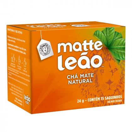 Chá Matte Leão Sachês com 30% de desconto!