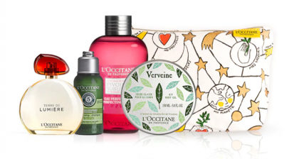 30% OFF na Semana do Cliente no site da L'Occitane en Provence
