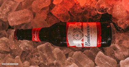 Budweiser: leve 4 pague 3!