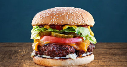 Delicioso Cheese Burger por apenas R$ 19,90!