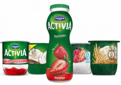 Linha de Iogurte Activia com 25% de desconto!