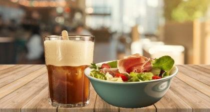 Bentea sem picolé + Salada Parma por apenas R$ 24,99!