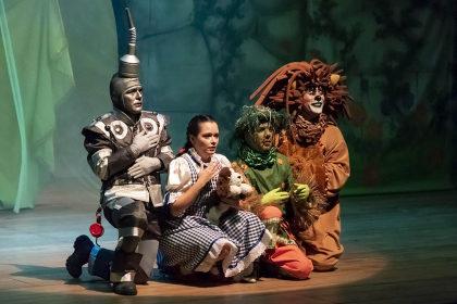 """Espetáculo """"O Mágico de Oz"""" ingressos por apenas R$18,00!"""