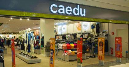 LOJAS FÍSICAS CAEDU: Desconto de 20% nas compras acima de R$50!