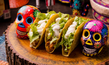 Rodízio Mexicano Tradicional ou Vegetariano por apenas R$ 49,90! (TODOS OS DIAS)