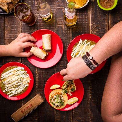 Rodízio Mexicano Tradicional ou Vegetariano por R$ 54,90! (Sexta a Domingo)