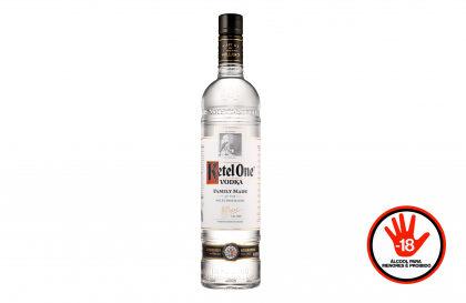 Vodka Ketel One 1L por apenas R$ 79,90 + 10% OFF! [+18]