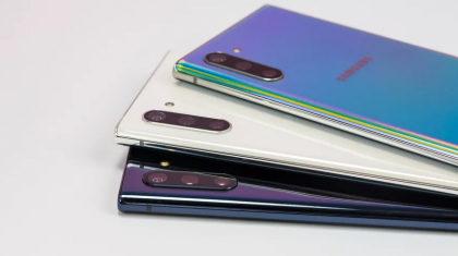 Cupom de R$200 OFF para Samsung Galaxy Note 10 e 10+ no site do Girafa