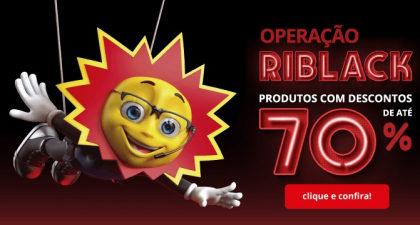 Seleção de produtos com até 70% OFF no site da Ri Happy