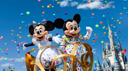 5% OFF para Tickets Disney Orlando