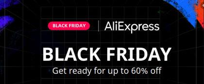Black Friday + Cyber Monday Aliexpress: U$10 OFF em compras acima de $199