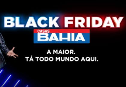 Esquenta Black Friday Casas Bahia! Até 50% OFF + cupons!