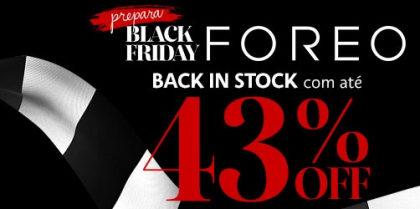 Prepara Black Friday: Foreo com até 43% OFF no site da Sephora
