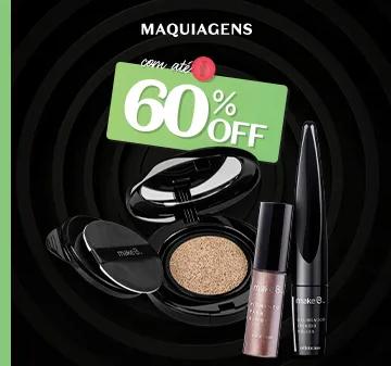 Esquenta Black Friday: Até 60% OFF em maquiagem no site o Boticário