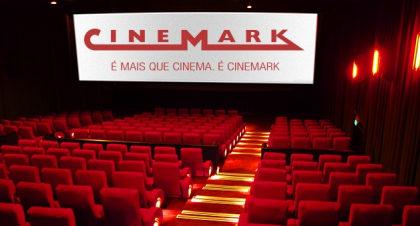 Você ganhou 01 ingresso de cinema na rede Cinemark! (utilize no app Cinemark)