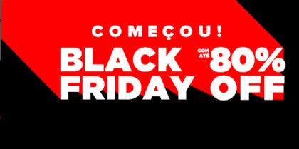 Black Friday com até 80% OFF no site da oppa