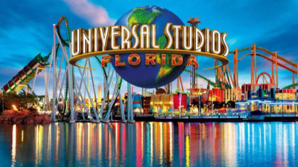10% OFF para ingressos Universal Orlando