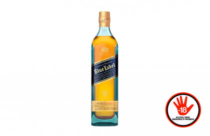 Whisky Johnnie Walker Blue Label 200ml por apenas R$ 269,90 + 10% OFF!