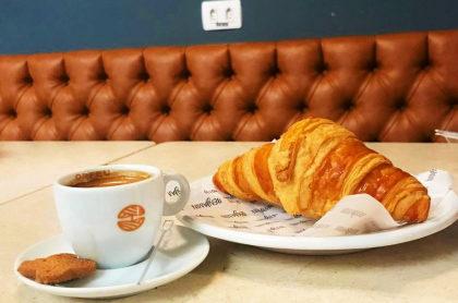 Croissant Francês + Café por apenas R$ 9,99!