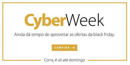 Cyber Golden: ainda dá tempo de aproveitar os descontos da Black Friday