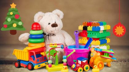 Natal com Brinquedos com até 20% OFF no site das Casas Bahia