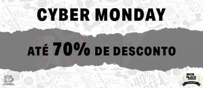 Cyber Monday: Até 70% OFF no site Under Armour