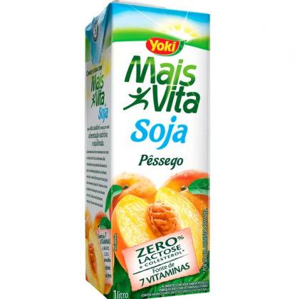 Suco de Soja 200ml e 1L por apenas com 20% de desconto!