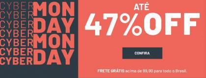 Até 47% OFF + Cupom de 20% OFF no site da Olympikus