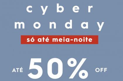 Cyber Monday: até 50% OFF + Desconto progressivo no site da Amaro