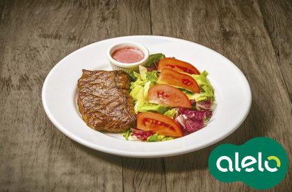 Almoço Executivo Beef + Acompanhamento com 15% de desconto!