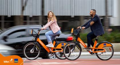 Bike Itaú: Plano Mensal pelo preço do Plano Diário!