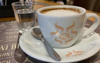 Espresso + Brigadeiro por apenas R$5,00!