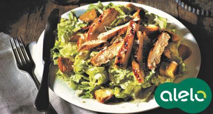 Chicken Caesar Salad com 15% de desconto no Applebee's!