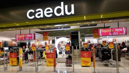 LOJAS FÍSICAS CAEDU: Desconto de R$ 40,00 em compras acima de R$ 200,00!