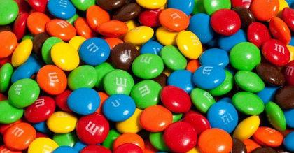 Chocolatte M&M's com 20% de desconto!