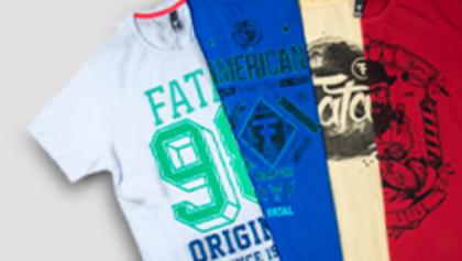 4 camisas por R$99,99