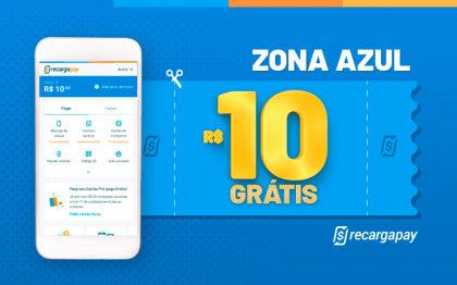 Cupom de R$10 Grátis para Compra de Zona Azul SP na primeira compra!