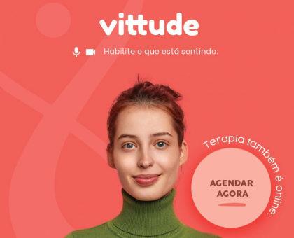 GANHE R$70 em terapia com qualquer psicólogo da Vittude!
