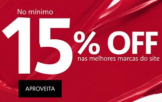 Semana do Consumidor: Até 70% OFF em lista selecionada no site da Sephora