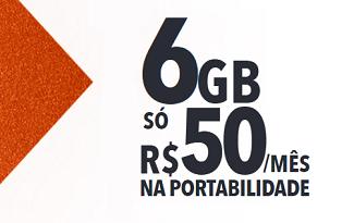 Aproveite: Plano de 6GB de internet por R$50 reais mensais no site da Nextel