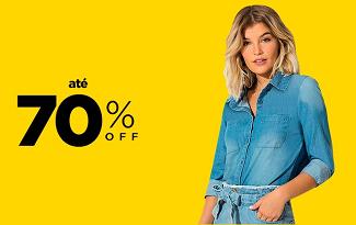 Até 70% OFF + Cupom de Frete Grátis em compras acima de R$49 no site da Posthaus